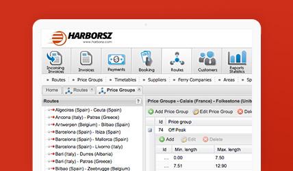 Harborsz Logistic - Integrated Business Management