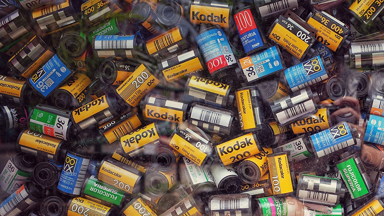 Kodak's core business was that of selling film, but they suffered death-by-digital