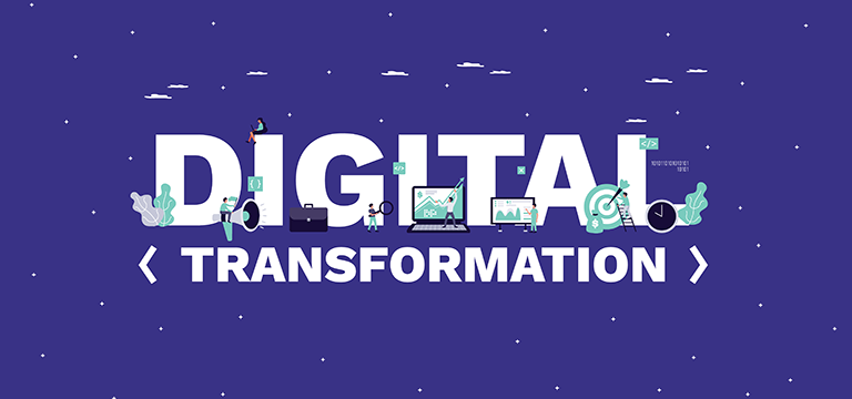 Digital Transformation Pt. 1 - Introduction