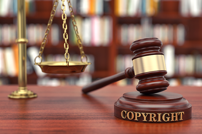 What is software copyright?