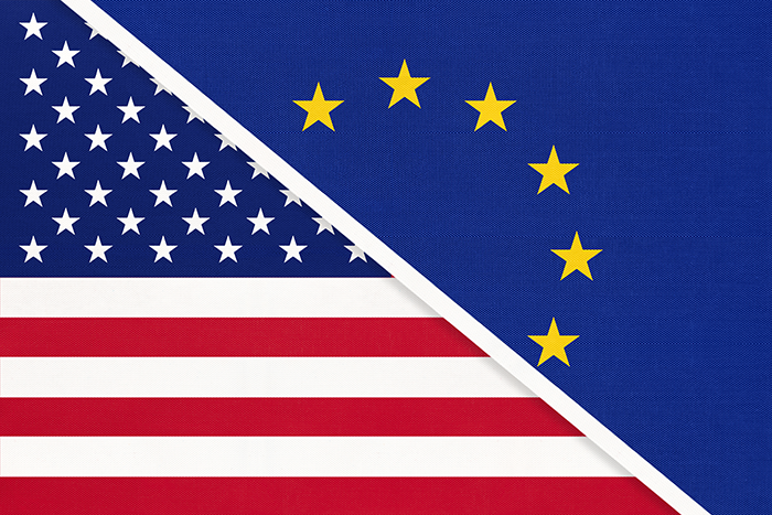 The differences and similarities between copyright laws in the US and EU
