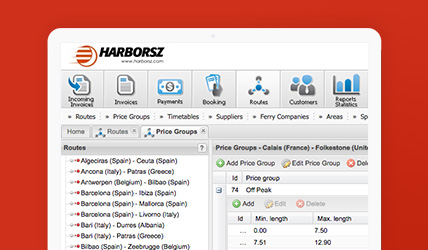 Harborsz Logistic - Integrated Business Management