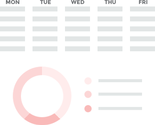 Create beautiful and informative timesheets
